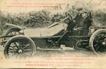 AUTOMOBILE(WOLSELEY) BIANCHI(GORDON BENNETT) - Cartes Postales