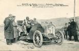 AUTOMOBILE(GASTE) BOULOGNE SUR MER_OSTENDE(RADIA) - Cartes Postales