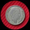 100 Francs Algérie 1950 - Colonias