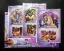 Thailand Personalized Stamp 2015 Disney Princess - Rapunzel Vol 7 + Pack - Thailand