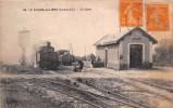 ¤¤   -  20   -   LA PLAINE-sur-MER    -   La Gare  -  Chemin De Fer   -  Train , Locomotives    -   ¤¤ - La-Plaine-sur-Mer