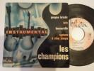 Les Champions - Poupée Brisée - Bel Air 221 166 - France - Instrumental