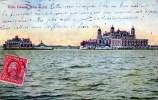 En 1913 - Ellis Island