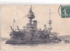 """24568 Bateaux - Marine De Guerre - """"Masséna"""", Cuirassé D´Escadre -121 LL -RARE Il Est Dirigé Vers La Gauche - - Guerre"""