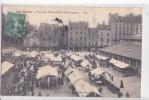 24580 Rennes France 35 - Place De La Halle Au Blé Et La Poissonnerie - GF 1040 Mary Rousseliere -marché