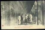 Cpa Du Cambodge  -- Voyage Aux Monuments Khmers -- Angkor-Wat -- Sous Les Galeries Des Bas Reliefs    OCT08