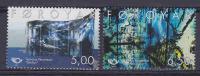 Norden 2002 Faroe Islands 2v ** Mnh (25349D) - Faeroër