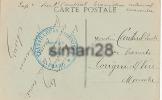 MARSEILLE - N° 17 - LA GARE SAINT CHARLES (Arrivée) AVEC CACHET TRAVAILLEURS COLONIAUX PRADO - Quartier De La Gare, Belle De Mai, Plombières