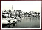 PORTUGAL - SETUBAL - DOCA DE RECREIO E PESCA - 1960 REAL PHOTO - 1 - Other
