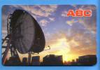 Japan Japon Telefonkarte Télécarte Phonecard  Weltraum Space Espace Universum Universe Satellite Satellit Antenne - Astronomy