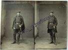Photo XIX Militaire Empire Military 1860 1870 - Oorlog, Militair