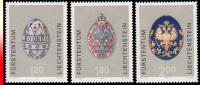 Liechtenstein 1200/02** Oeufs De Pâques  MNH
