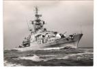 Germany - Bundesmarine - Fregatte  F 222  - Schiff - Ship - Marine - Warships