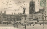 4 DUNKERQUE LA PLACE JEAN BART - Dunkerque