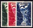 Andorre PA N°2/4 - Neuf ** - Superbe - Poste Aérienne