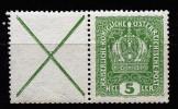 A3395) Austria �sterreich Zusammendruck Mi.W1 aus Heftchen ** unused MNH