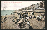 Pc St.Leonards-on-Sea, The Beach And Pier - England