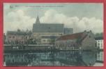 Ittre - Côté Droit De L´église - Le Patronage Et Le Presbytère - Jolie Carte Couleur ( Voir Verso ) - Ittre