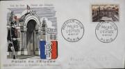 FDC 1957 - L'ELISEE N° 1126 Y & T - Paris Le 9.10.1957 - En TBE - - 1950-1959