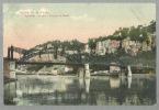 """- **.NAMECHE    """".**Le Grand Pont Sur La Meuse. - Andenne"""
