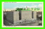 MONTRÉAL, QUÉBEC - HOTEL MONT ROYAL HOTEL - ANIMATED - PUB. BY EUROPEAN POST CARD CO - - Montreal