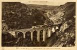 66 MONT-LOUIS Le Viaduc De La Cabanasse,avec Train - France