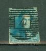 België/Belgique 2  P 4 Anvers Nipa + 0 - 1849 Epaulettes