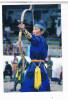 Cpm  MONGOLIE ARCHER..................... CH244 - Mongolie