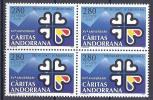 ANDORRA FRANCESA 1995 - Yvert #456 - MNH ** - Andorra Francesa