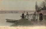 27 Le Manoir. Vue Du Bord De La Seine Et Le Pont - Le Manoir