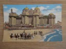 CPA ETAS UNIS ATLANTIC CITY NEW JERSEY PONY RIDING ON THE BEACH - Atlantic City