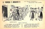 [DC4949] CARTOLINA - IL TABACCO E' ARRIVATO !!! - Non Viaggiata - Old Postcard - Humor