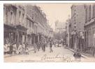 24604 Carte sign�e Francis Picabia peintre -ouistreham, 14 France, grande rue - autographe -effet soleil