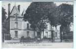 79 MAUZE ( Deux Sèvres ) - Château Jousselin - Vue Prise Du Chemin  Les Grilles Fermées Fenêtres Ouvertes - CPA Bergevin - Mauze Sur Le Mignon