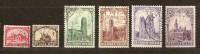 Belgie Belgique 1928 OCBn° 267-72 (°) Used  Cote 35,00 Euro - Used Stamps