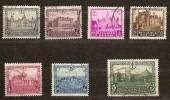 Belgie Belgique Belgien 1930 OCBn° 308-14 (°) Oblitéré Used  Cote 60,00 Euro - Used Stamps