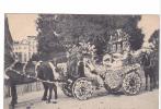 24612  Nice ? Souvenir Bataille Des Fleurs - Sans Ed Attelage Femme Cheval - Carnaval