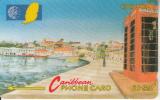 "GRENADA(GPT) -  Carenage St. George""s, CN : 8CGRB, Tirage 11129, Used - Grenada"