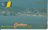 "GRENADA(GPT) -  Port St.George""s, CN : 7CGRA(Ms), Tirage 2847, Used"