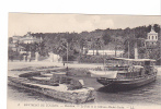 24623 Environs De TOULON - MANTEAU - Le Pont Et Le Château Michel-Pacha -embarcadere Vapeur Ferry- 3 LL