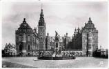 KOPENHAGEN Königl.Gebäude? Gel.1937 Frankiert Mit 2 Sondermarken - Dänemark