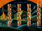 GREAT BRITAIN - 2013  CHRISTMAS  GENERIC SMILERS SHEET   PERFECT CONDITION - Fogli Completi