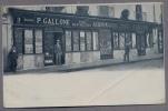 Sorrento Pasquale Gallone Store About 1900y.  A109 - Otras Ciudades