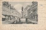 Liege La Fontaine De La Vierge 1900 Edit Felix De Ruyter Huy - Liege