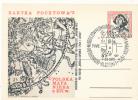POLEN , Olstyn - 1972 , Kopernikus - Astrologie