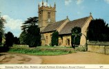 GLOS - STANWAY CHURCH  Gl400 - England