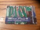 "Ticket de bus CGFTE PASS ""Maxi Pass U"" type 1 - 1994 Nancy (54)"