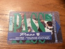 "Ticket de bus CGFTE PASS ""Pass U"" type 1 - 1994 Nancy (54)"