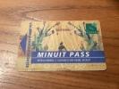 "Ticket de bus CGFTE PASS ""MINUIT PASS"" type 1 - Nancy (54)"