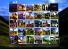 GREAT BRITAIN - 2012  UK  A-Z   MS  MINT NH   PERFECT CONDITION - Fogli Completi